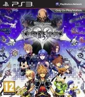 Sélection de jeux PS3, PS4, PS Vita et 3DS - Ex : Jeu Kingdom hearts HD 2.5 remix sur PS3