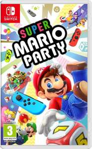 Super Mario Party sur Nintendo Switch