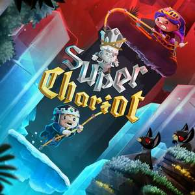 Super Chariot sur Nintendo Switch (Dématérialisé - eShop Mexicain)
