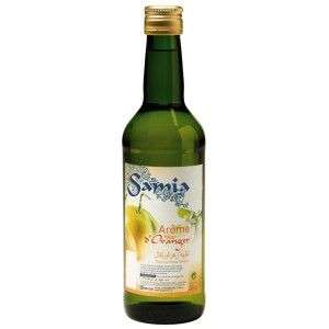 Lot de 2 bouteilles d'arômes Fleur d'oranger Samia - 2x50cl