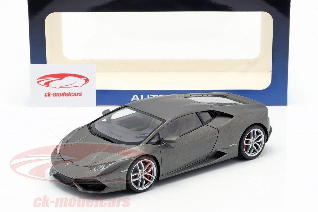 Voiture modélisme Autoart Lamborghini Huracan LP610-4 - Année 2014, Échelle 1:18 (ck-modelcars.de)