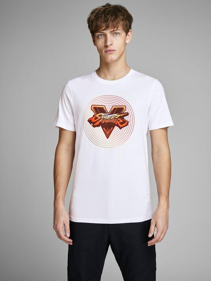 T-Shirt Jack&Jones Street Fighter V