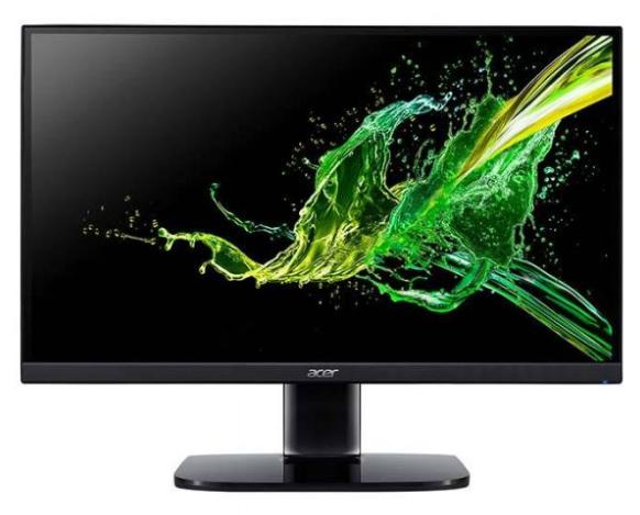 """Ecran PC 24"""" Acer KA2 Series - 1 ms, 75 Hz"""