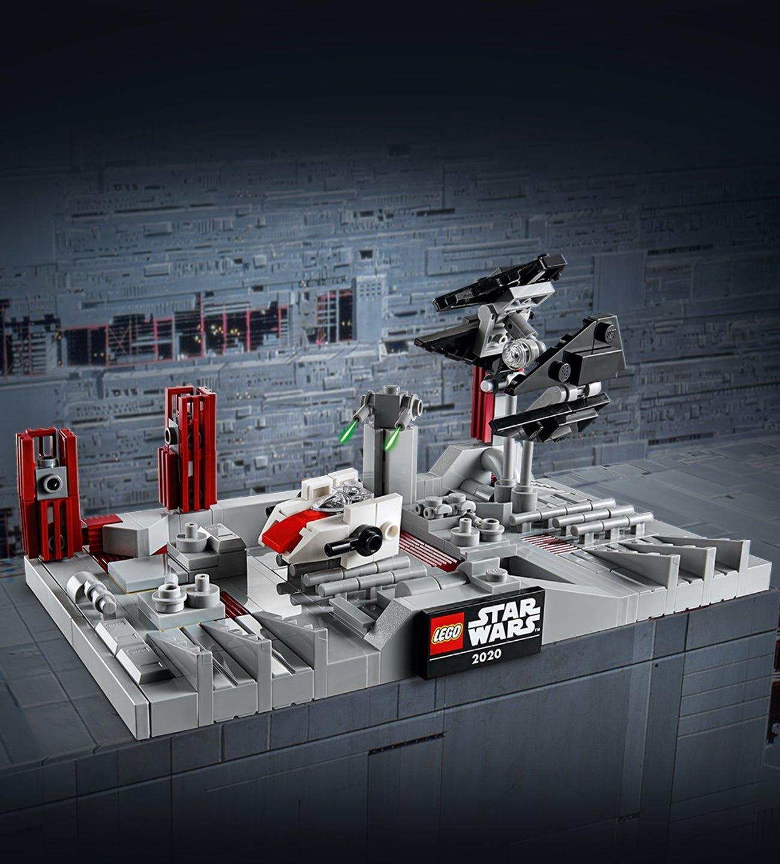 Boîte de Lego La Bataille de l'Etoile de la Mort II offerte dès 75€ d'achat