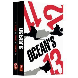 Coffret DVD Trilogie - Ocean's 11 + 12 + 13