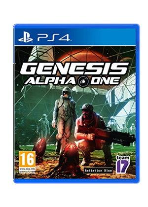 Genesis Alpha One sur PS4 et Xbox One (Import UK)