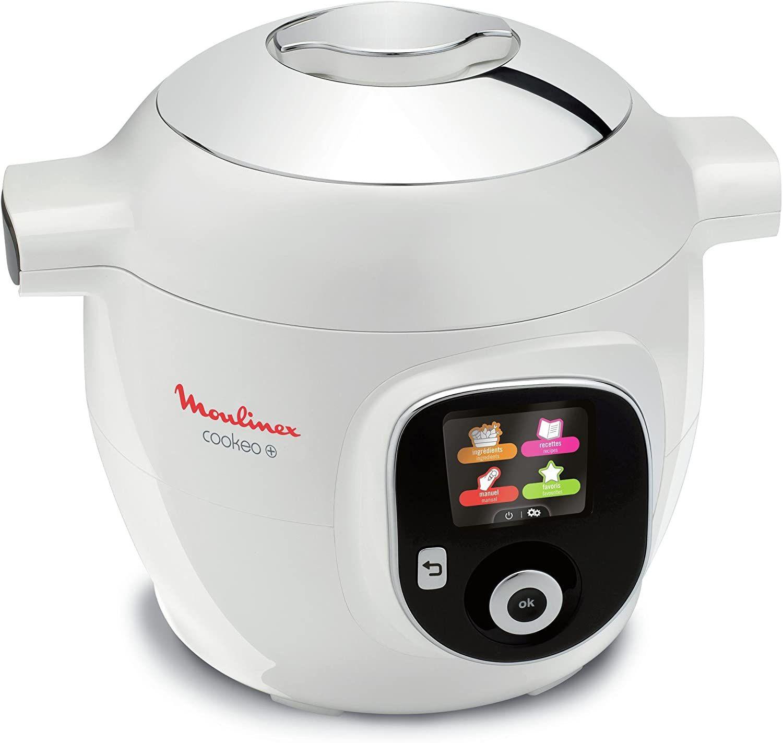 Autocuiseur Moulinex Cookeo CE851110 - 1600 W, 6 programmes + 150 recettes