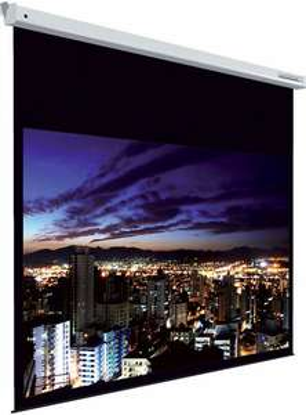 Ecran de projection motorisé Lumene Embassy HD 200 C - Format 16/9, diagonale 230 cm