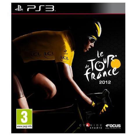 Le Tour De France 2012 sur PS3 ou Xbox 360