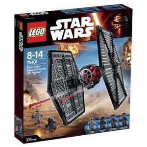 Jeu Lego 75101 Star Wars : First Order Special Forces TIE Fighter