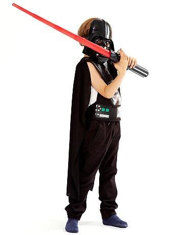A partir de 20h : Déguisement Star Wars 3 pièces Masque + Costume + Sabre lumineux