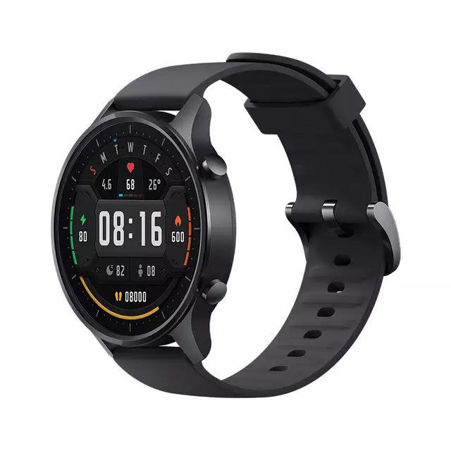 Montre Connectée Xiaomi Mi Watch Color (Coloris au choix) - NFC