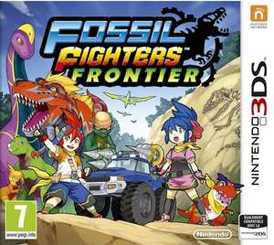 Jeu Fossil Fighters Frontier sur Nintendo 2DS / 3DS