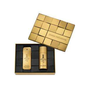 Coffret Eau de toilette 100 ml One Million - Paco Rabanne  + Déodorant 150 ml