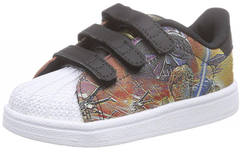Chaussures Bébé adidas Superstar Star Wars (Taille 20 au 24)