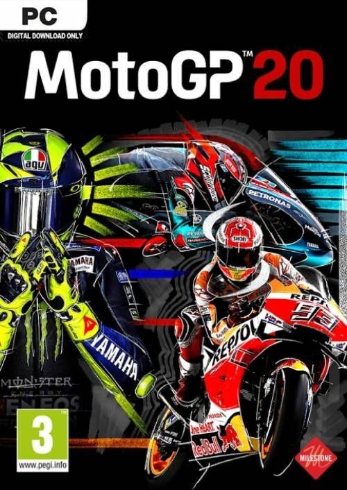MotoGP 20 sur PC (Dématérialisé)