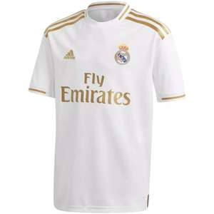 Maillot Adulte Adidas Real Madrid Domicile - Saison 19/20 (Tailles S & L)