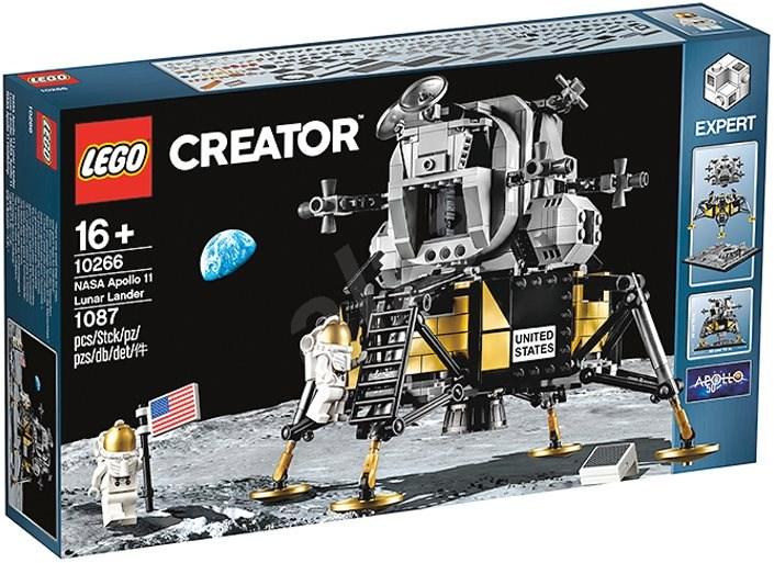 Jeu de Construction Lego Creator Expert 10266 - NASA Apollo 11 Lunar Lander