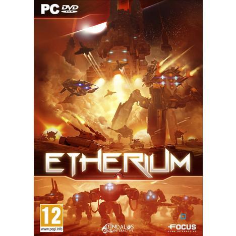 Etherium PC version boite Auchan.fr