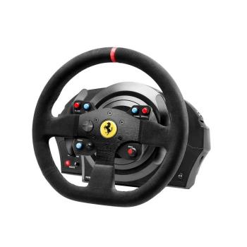 Sélection de de volants Ferrari Thrustmaster Reconditionnés en promotion compatible PS4 / PS3