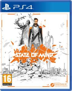 State of Mind sur PS4
