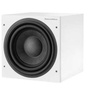 Caisson de basses Bowers and Wilkins Subwoofer ASW610XP Blanc