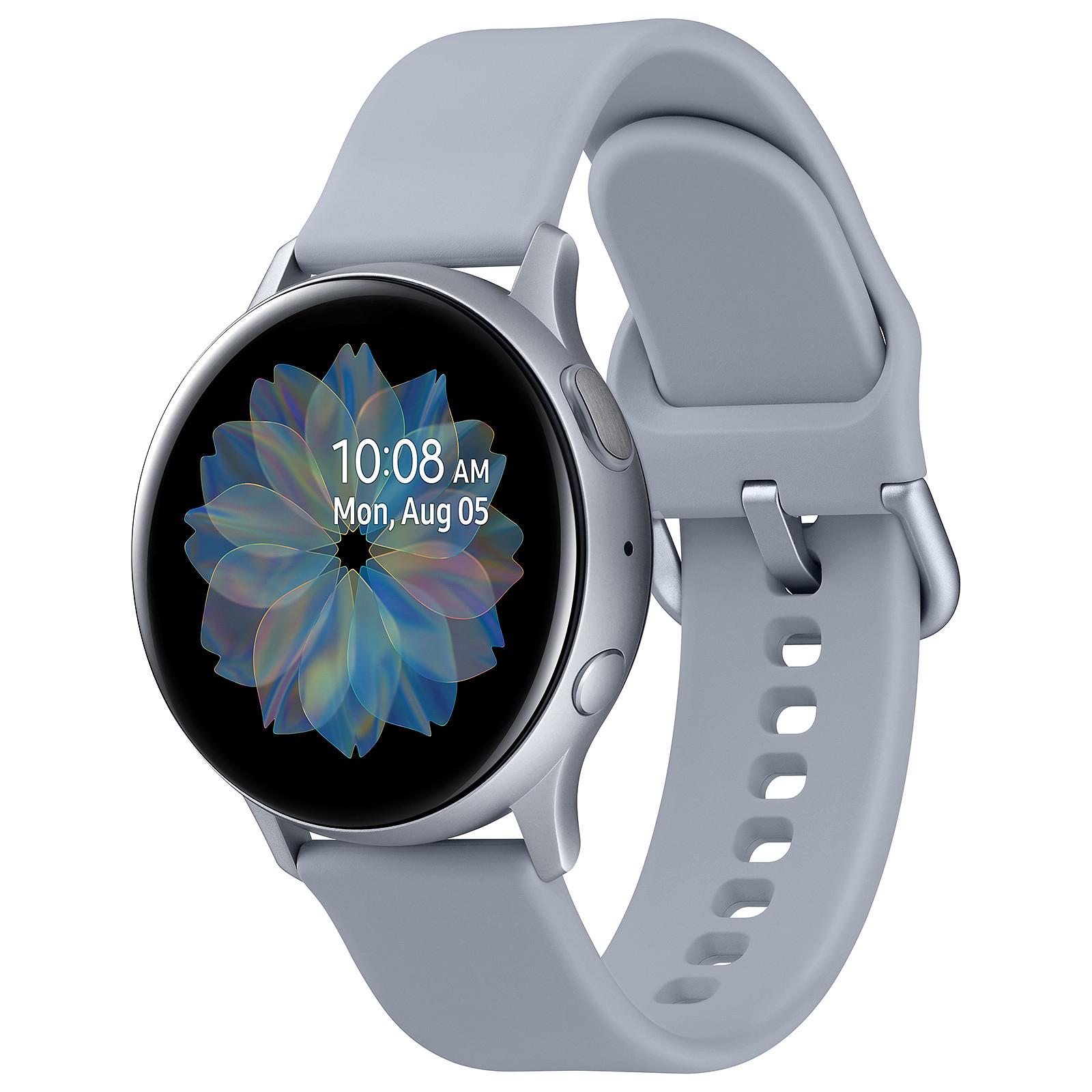 Montre connectée Samsung Galaxy Active 2 (R820) - 44 mm, Argent
