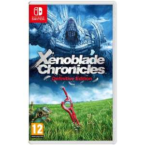 [Précommande] Xenoblade Chronicles Definitive Edition sur Nintendo Switch