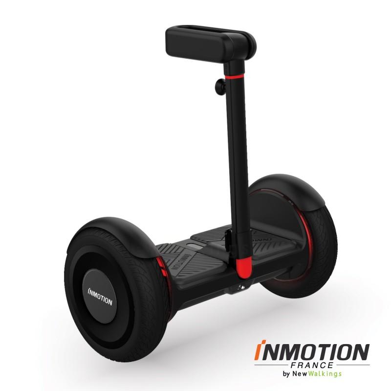 Gyropode Inmotion E3 - Autonomie 30Km, Vmax 18Km/h (inmotion-france.fr)