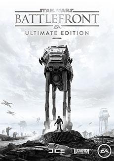 Jeu Star Wars Battlefront sur PC - Ultimate edition (Dématérialisé, Origin)
