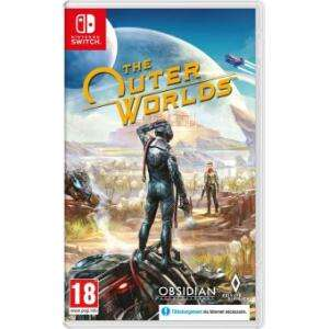 [Précommande] The Outer Worlds sur Nintendo Switch (Dématérialisé)