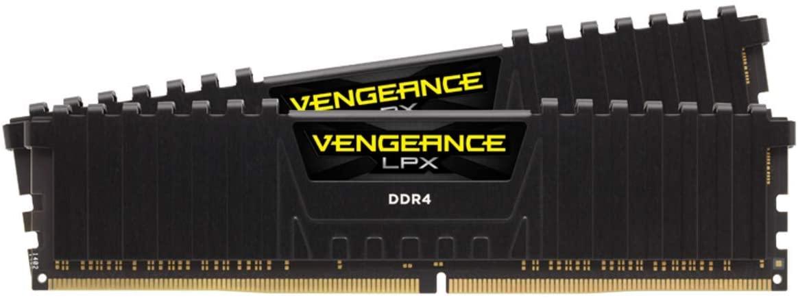 Kit Mémoire RAM DDR4 Corsair Vengeance LPX - 32 Go (2 x 16 Go) - 3000 MHz, CL16
