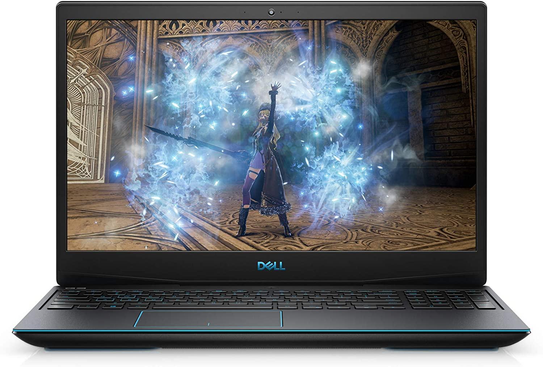 "PC Portable Gamer 15,6"" Dell Inspiron G3 15-3590 - Intel Core i7, 8 Go RAM, SSD 512Go, GeForce GTX 1660Ti 6GB"
