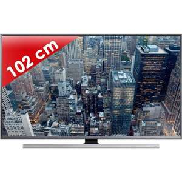 "TV 40"" Samsung UE40JU7000 UHD 3D (100€ ODR)"
