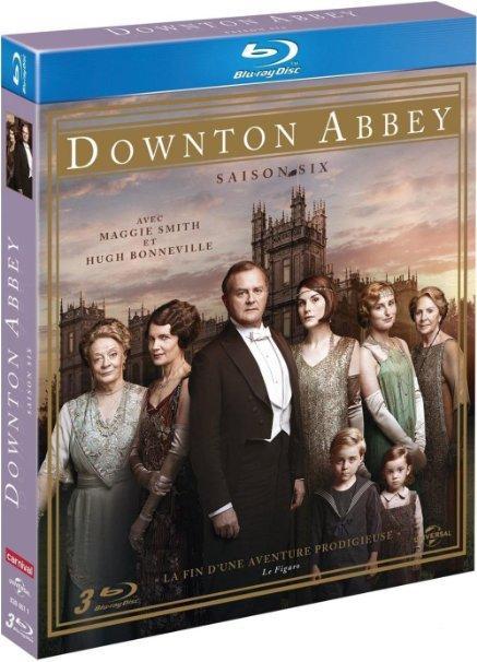 Précommande : Blu-ray Downton Abbey Saison 6