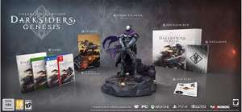 Darksiders Genesis Edition Collector sur Nintendo Switch