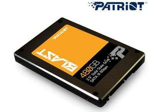 "SSD interne 2.5"" Patriot Blast  - 480 Go"
