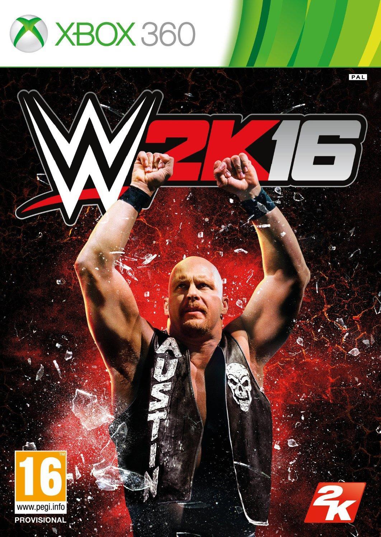 Jeu WWE 2K16 sur  Xbox 360