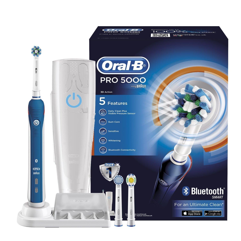 Brosse à dents électrique Oral-B Pro 5000