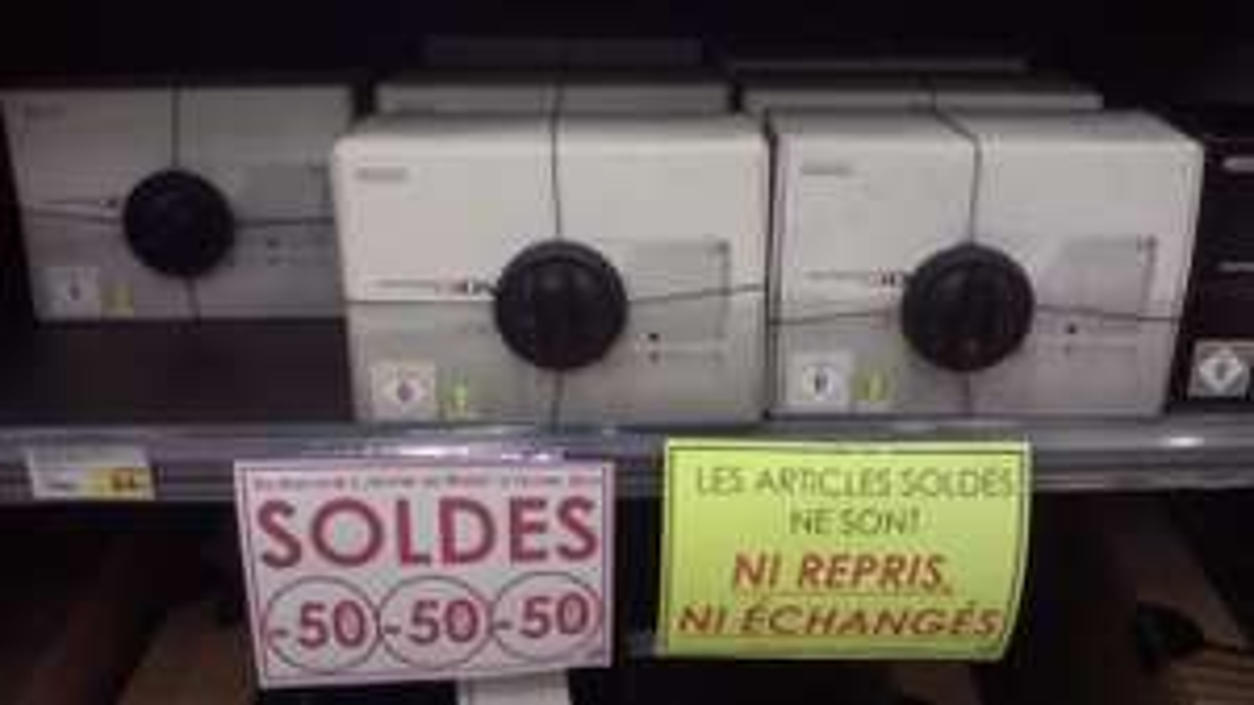 Console Nintendo 3DS classique Blanche/Noire