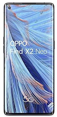 """Smartphone 6.5"""" Oppo Find X2 Neo 5G - 12Go RAM, 256Go ROM - Noir"""