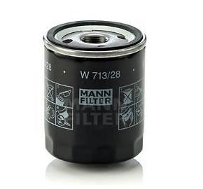 Filtre à huile Mann-Filter - W713/28