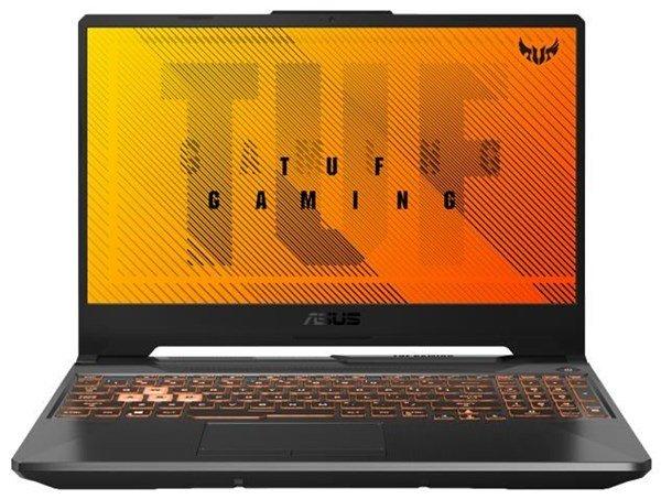 "PC Portable 15.6"" Asus TUF Gaming A15 FA506IV-HN291 - Full HD 144 Hz, Ryzen 7 4800H, RTX 2060, 8 Go RAM, 512 Go SSD, QWERTY, FreeDOS"