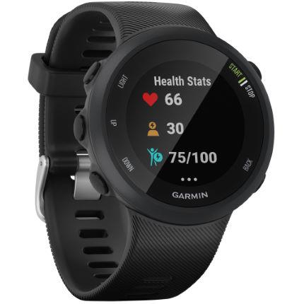 Montre GPS Garmin Forerunner 45 - Rouge ou Blanche (156.98 avec le code NEWFR)