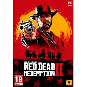 Jeu Red Dead Redemption 2 sur PC (Dématérialisé)