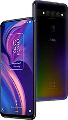 "Smartphone 6,53"" TCL Plex - SnapDragon 675, 6 Go de RAM, 128 Go"