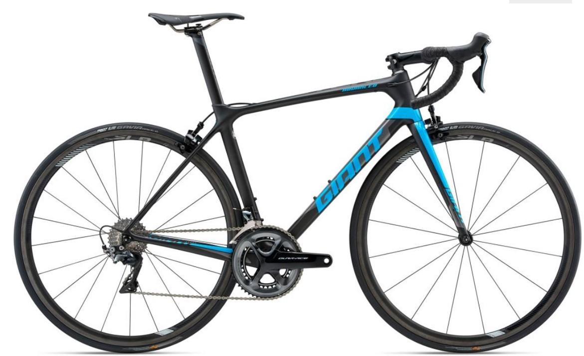 Vélo de route Giant TCR Advanced Pro 0 Shimano Dura-Ace - stockovelo.fr