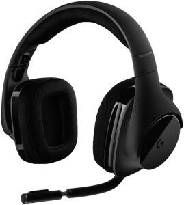 Casque audio sans-fil Logitech G533 - son Surround 7.1, DTS Headphone:X