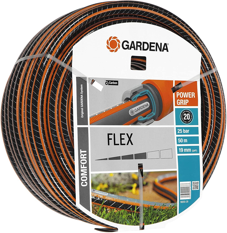20% de réduction sur une sélection de de tuyaux d'arrosage Gardena (via ODR) - Ex: Tuyau d'arrosage Comfort FLEX 19 mm (Via ODR de 20.06€)