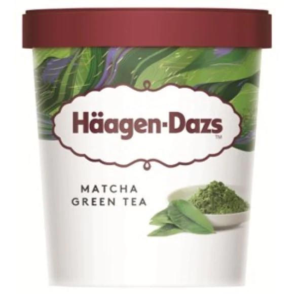 2 pots de glace Haagen-Dazs Thé Vert Matcha - 400g